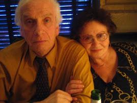 mama and papa, papa's bday 2008
