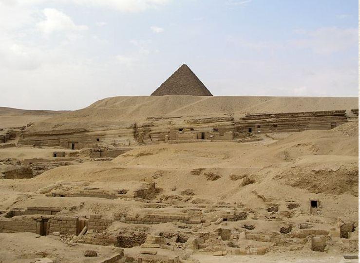 les r gles de l architecture gyptienne selon un