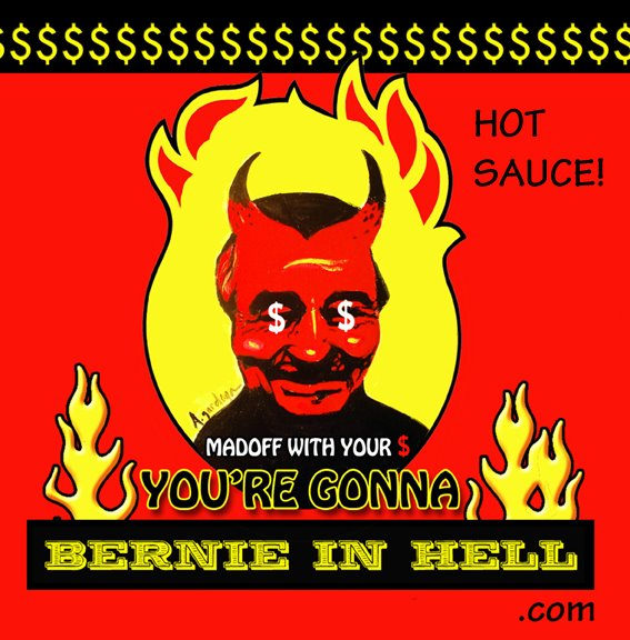 bernie in hell hot sauce