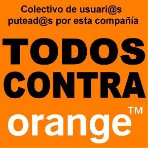 Reclamaciones Orange