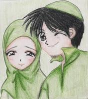 Beda Jilbab dan Peci yang sebenarnya