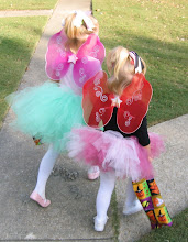 Satin Wrapped Tutus