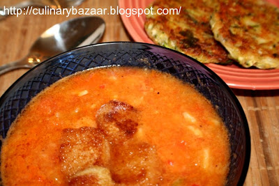 Gazpacho – All the way from Spain!