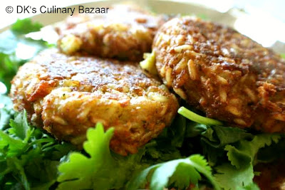 Brown Rice Patties