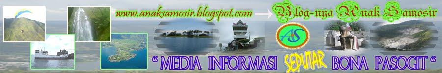 Blog Anak Samosir ............