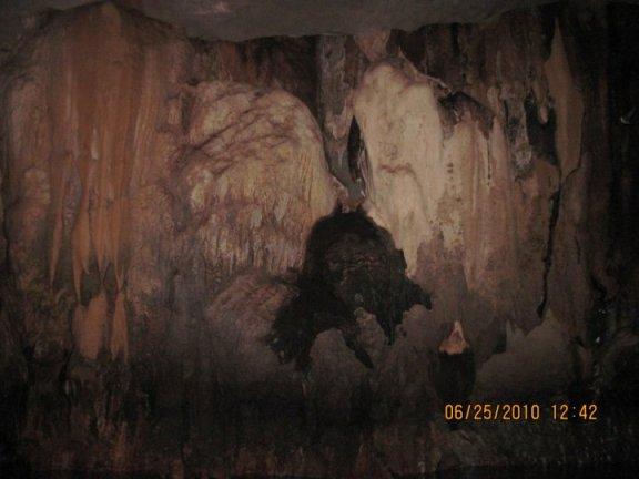 Giant Underground Mushroom