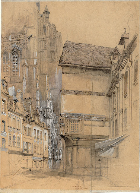 The higgins art gallery museum bedford picture of the for Paper for architectural drawings