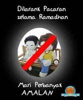 Pesan Bulan Rhamadan