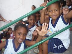 Nada se compara ao sorriso de uma criança