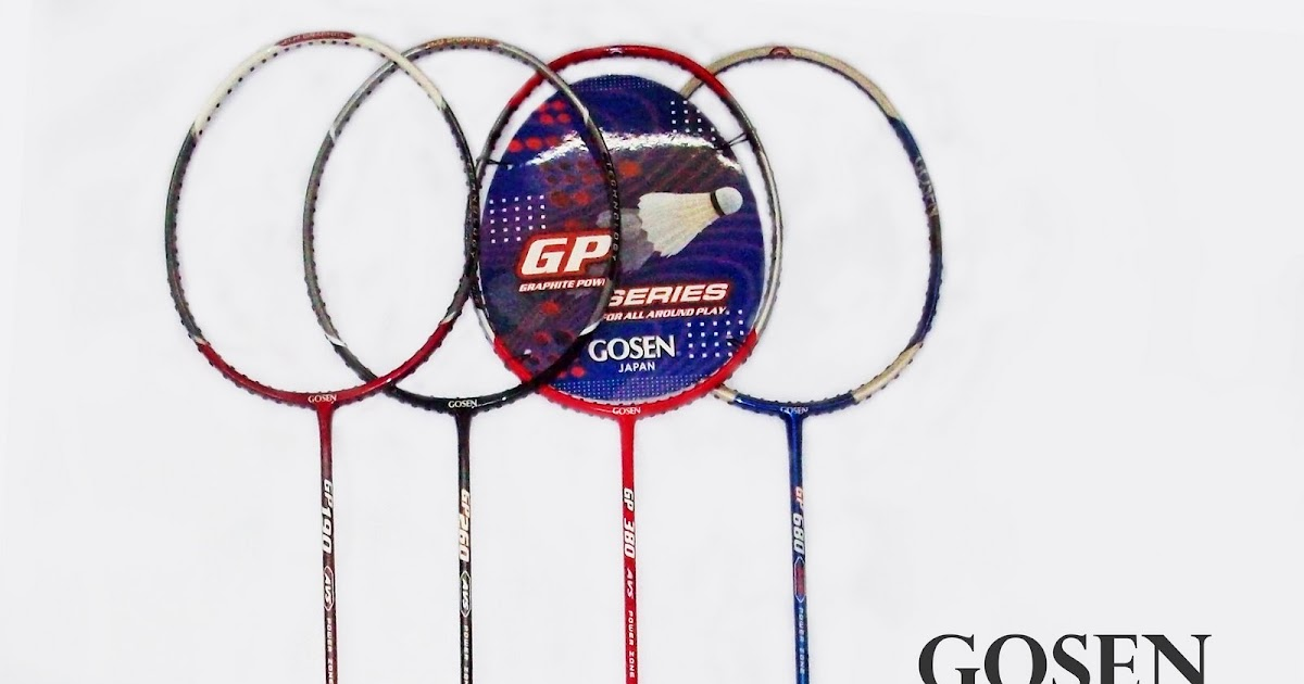 Toko Sport Online Raket Gosen GP Series