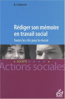 Éducateur, ce métier impossible - livre rédiger mémoire travail social