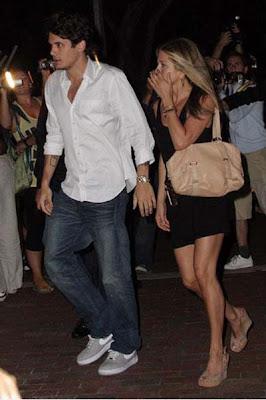 Jennifer Aniston And JohnMayer