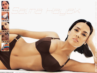salma hayek wallpapers. salma hayek hottest wallpapers