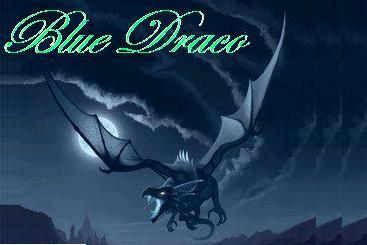Blue Draco