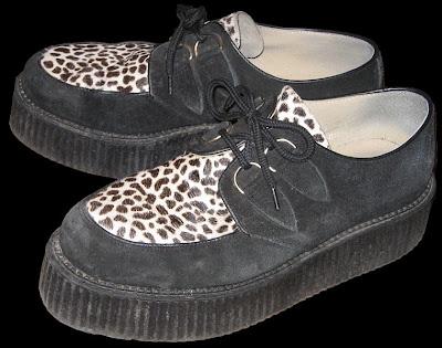 Teddy Boy Crepe Sole Shoes