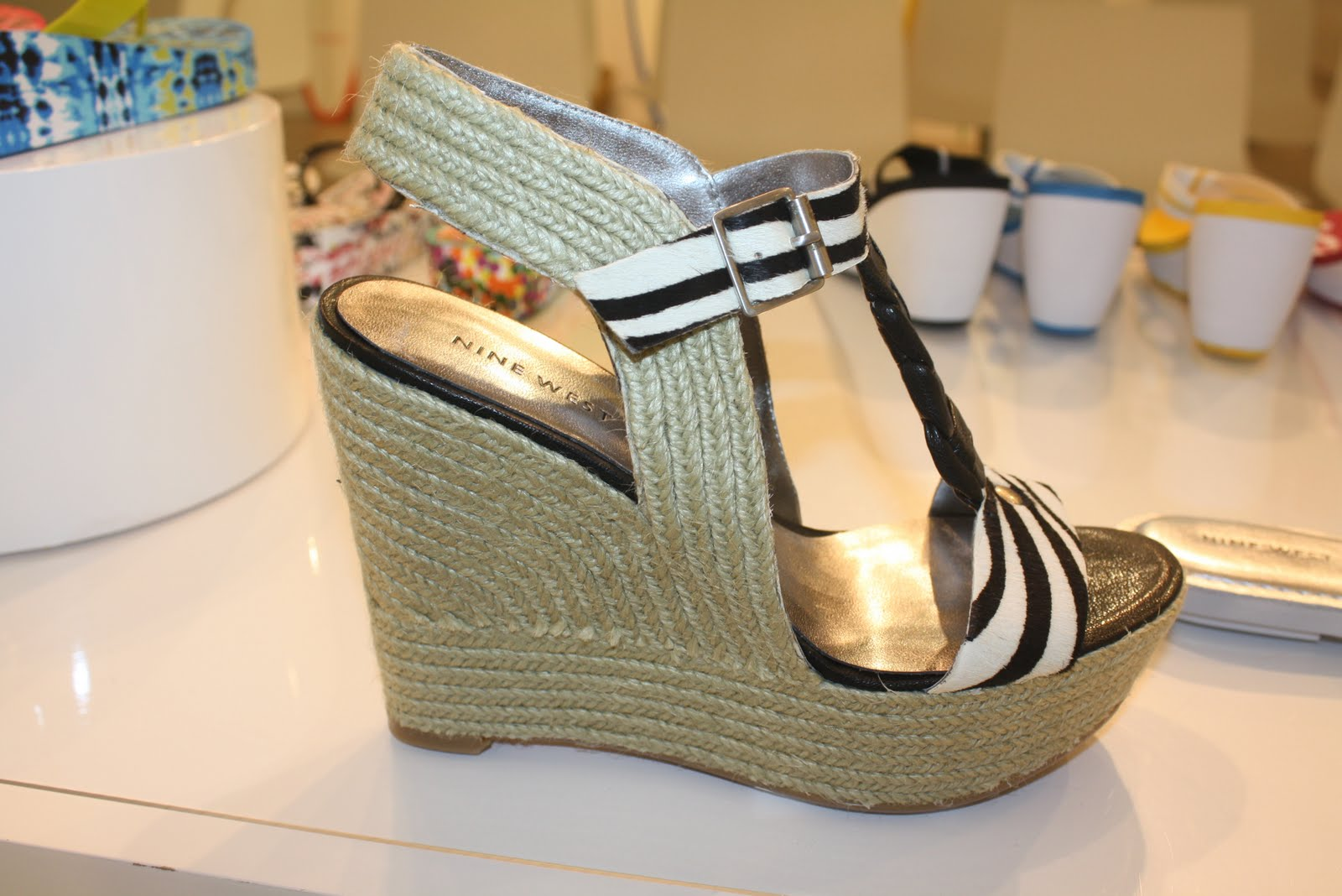 Over The Top Platform SHOES