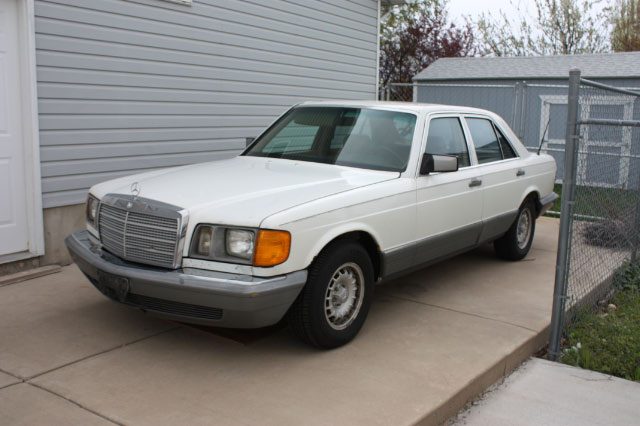 My 1985 mercedes 300sd utah biodiesel supply blog for 1985 mercedes benz 300sd