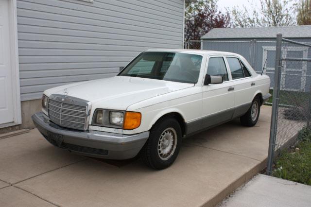 My 1985 mercedes 300sd utah biodiesel supply blog for 1985 mercedes benz 300sd