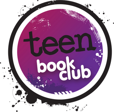 Teen Book Club starts at 4:00 p.m. on Monday, September 27th.