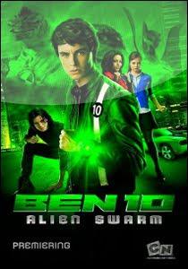 Ben 10 A Invasão Alienígena DVDRip RMVB Dublado
