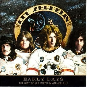 led zeppelin the best of 2cd early days later days