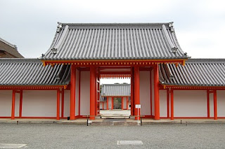 KYoto Imperial Palace tour