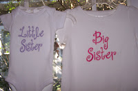 Big Sister/Little Sister Shirts