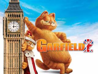 Garfield: A Tail Of Two Kitties การ์ฟีลด์ 2 อลเวงเจ้าชายบัลลังก์เหมียว