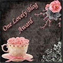Mijn 3e award!