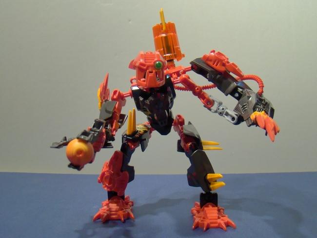 Lego Hero Factory 2194-nitroblast
