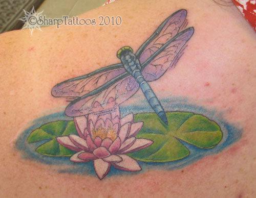 vagina tattoos. homer simpson pussy tattoo.