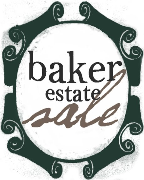 baker estate sale