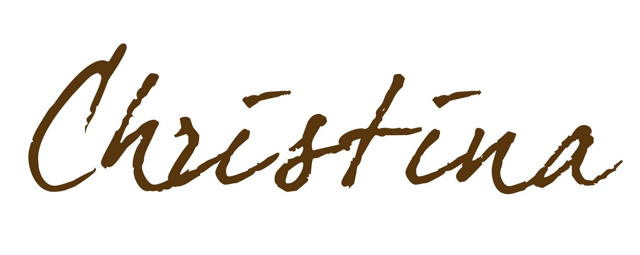 christina signature - photo #8
