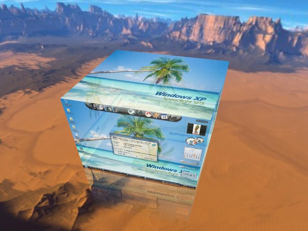 Deskspace+Free+Download+Retail+Version+Windows+PC+Tricks এক ডেস্কটপেই ৬ ডেস্কটপের কাজ করুন! 3D ডেস্কটপ এখন আপনার হাতের নাগালেই!! | Techtunes