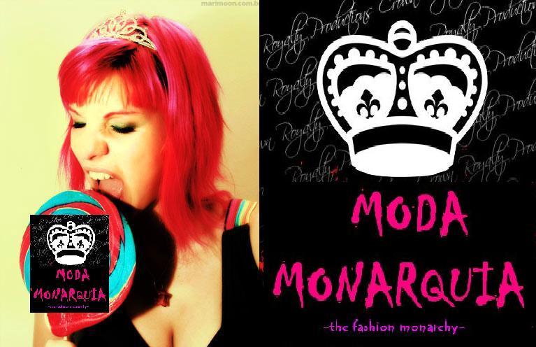 Moda Monarquia