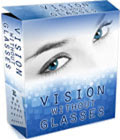 how to improve your vision without the use of contact lenses of glasses, all natural methods, no surgery procedures