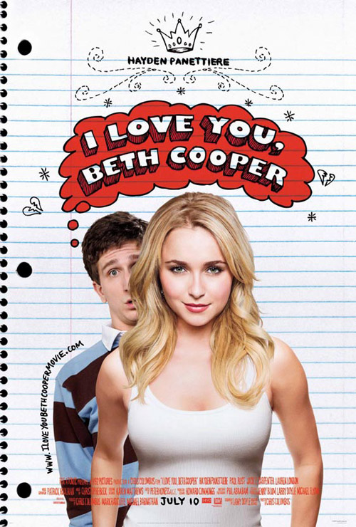 High School Love on Poster High School Comedy i Love