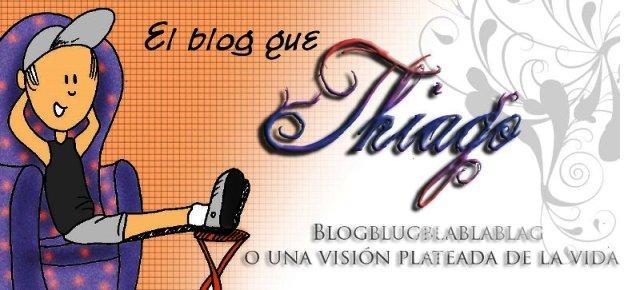 El blog que thiago es otra creación de Thiagosurfeiro