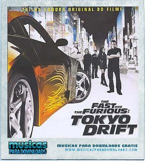 Capa Velozes e Furiosos: Desafio em Tokio – Trilha Sonora | músicas