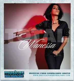Capa Wanessa Camargo – Total | músicas