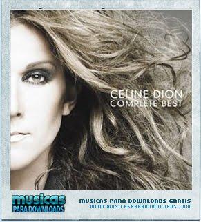 Capa Celine Dion – Complete Best | músicas