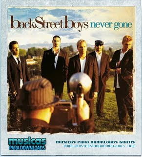 Capa Backstreet Boys – Never Gone | músicas