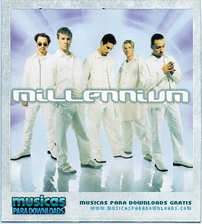 Capa Backstreet Boys – Millenium | músicas
