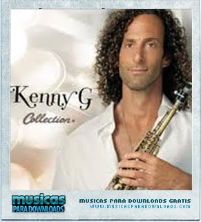Capa Kenny G   Collection | músicas