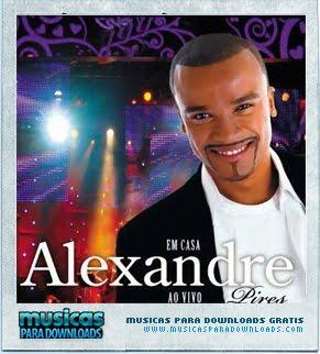 Capa Alexandre Pires – Em Casa | músicas
