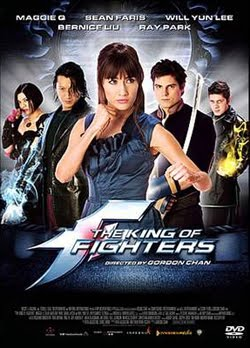 Filme The King Of Fighters : A Batalha Final   Dublado