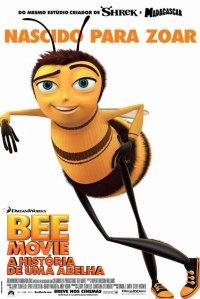 Filme Poster  Bee Movie: A História de uma Abelha DVDRip XviD & RMVB Dublado-TELONA
