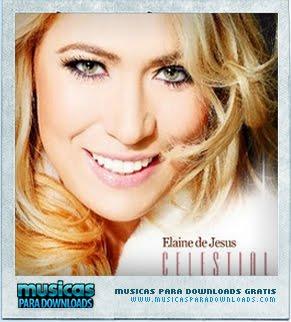 Capa Elaine de Jesus   Celestial  | músicas