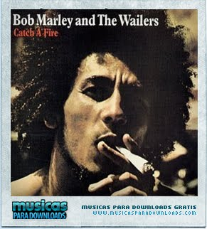 Capa Bob Marley   Catch a Fire | músicas