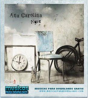 Capa Ana Carolina – Nove | músicas